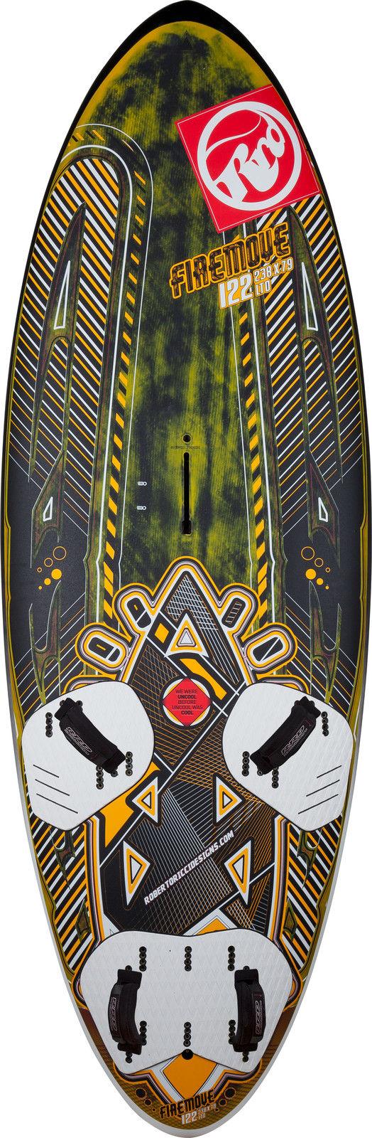 Firemove V2 LTD Windsurfboard RRD 2016