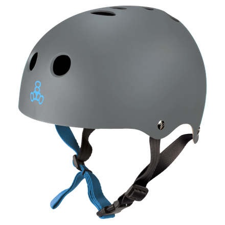 Halo Carbon Rubber Wakeboard Helm Triple 8