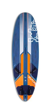 Futura Carbon ready to foil Windsurfboard Starboard 2019