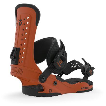 Force Burnt Orange Snowboardbindung Union 2020