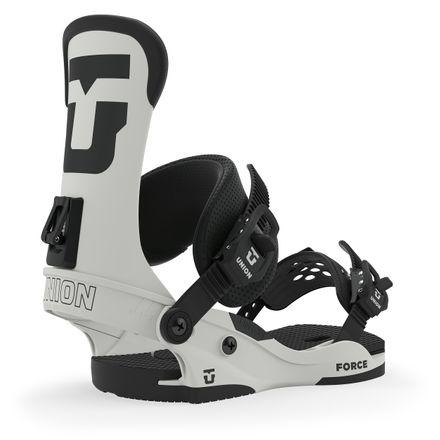 Force Matte Stone Snowboardbindung Union 2020