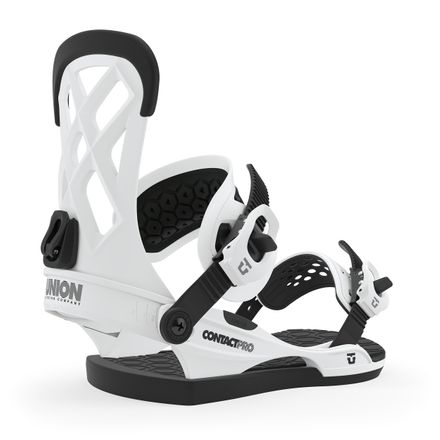 Contact pro White Snowboardbindung Union 2020