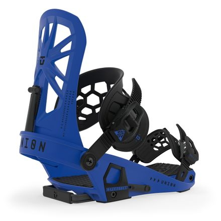 Expedition blue Splitboardbindung Union 2020