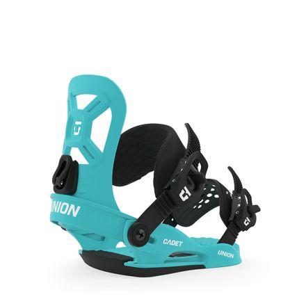 Cadet XS Blue Kinder Snowboardbindung Union 2020