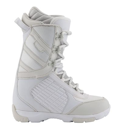 Axis white Snowboardboot Nitro