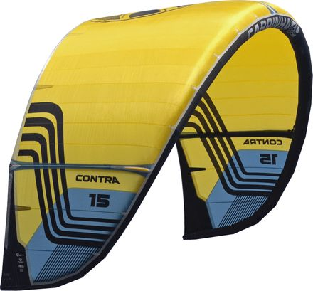Contra C3 yellow/blue-grey Kite Cabrinha 2020