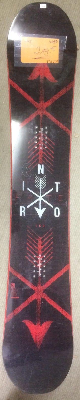Fate 153 cm Damen Snowboard Nitro 2015 gebraucht