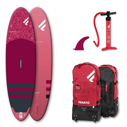 Diamond Air SUP Board aufblasbar Fanatic 2020