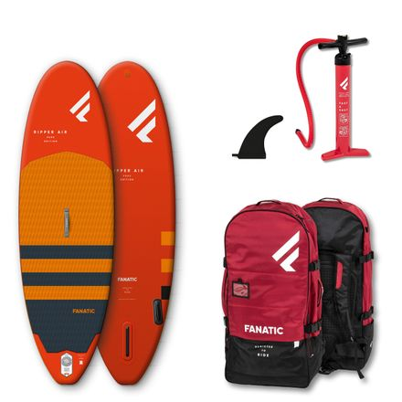 Ripper Air Kinder SUP Board aufblasbar Fanatic 2020