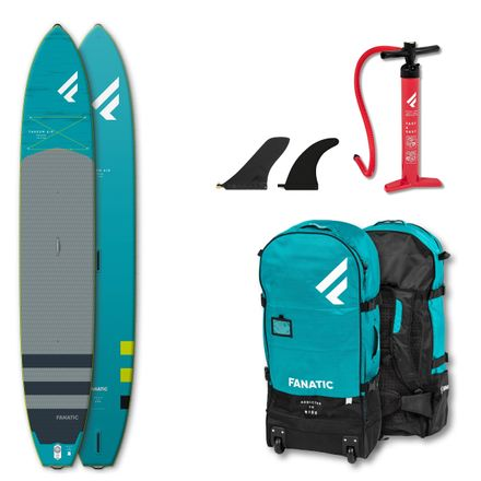 Tandem Air Premium SUP Board aufblasbar Fanatic 2020