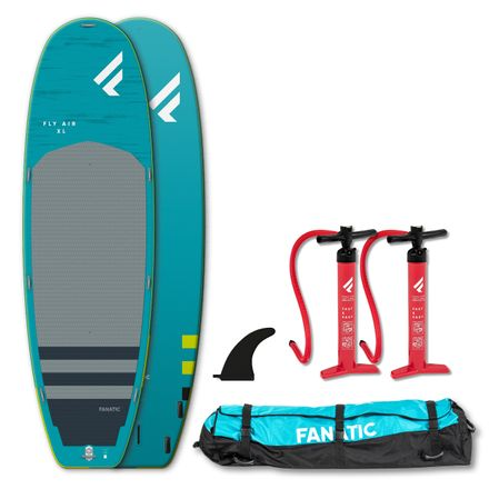 Fly Air XL SUP Board aufblasbar Fanatic 2020