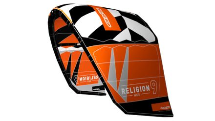 Religion MK8 C1 orange/grey Kite RRD 2018 gebraucht
