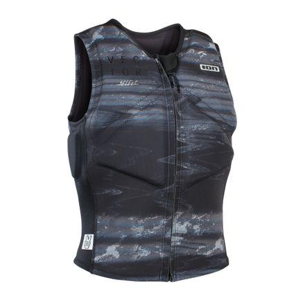 Vector Vest Select FZ black Weste ION