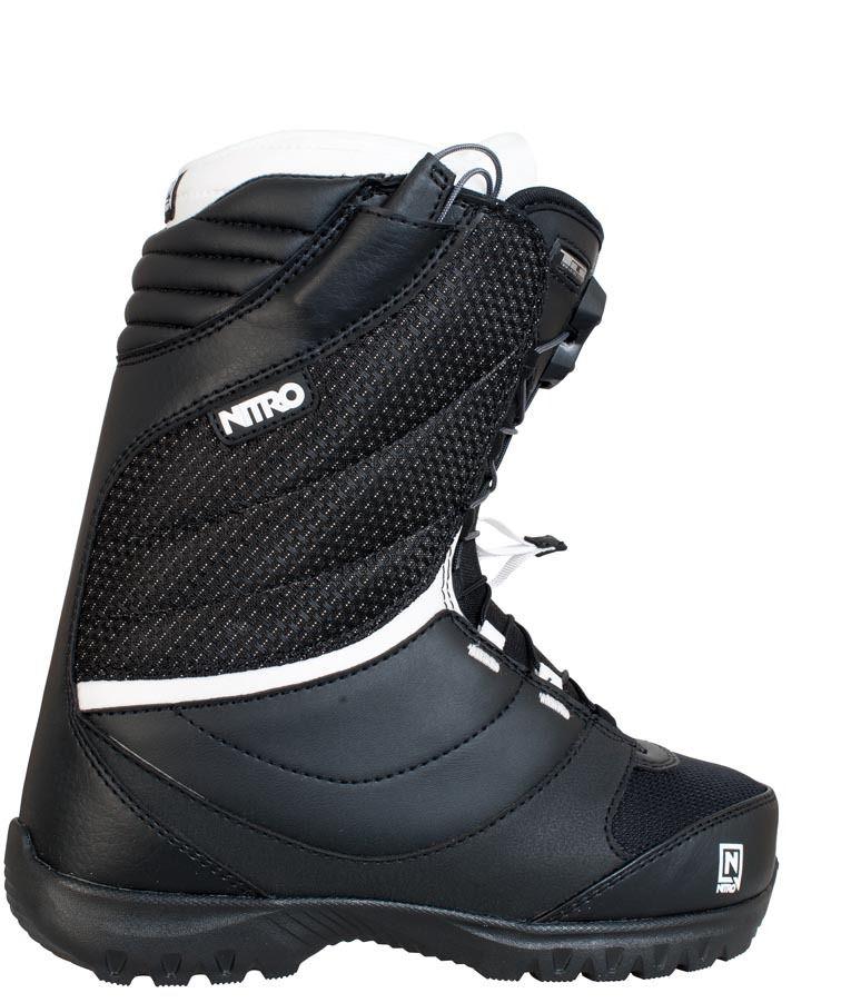 Cuda TLS black Snowboardboot Nitro