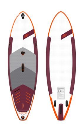 SurfAir SE 3DS SUP Board aufblasbar JP 2020