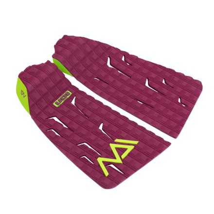 Surfboard Pads ION Maiden 2pcs red Footpad ION