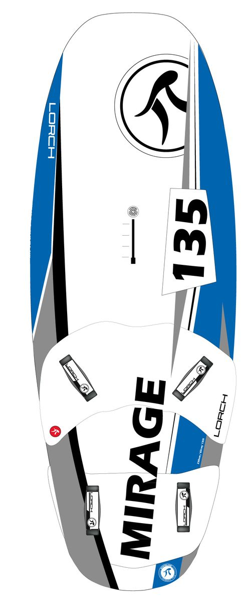 Mirage Windsurfboards Lorch 2015