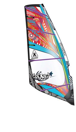 Pure Windsurf Segel Ga Gaastra 2013