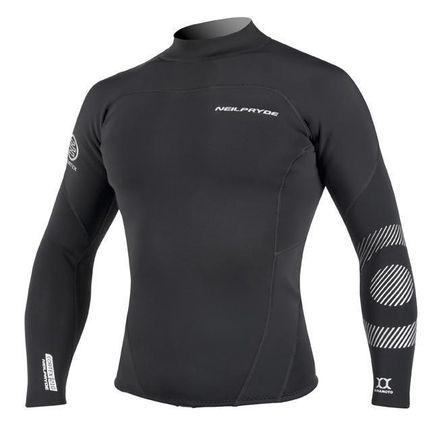 Cortex Neo Top 2mm C1 black Neoprenbekleidung Neilpryde 2020
