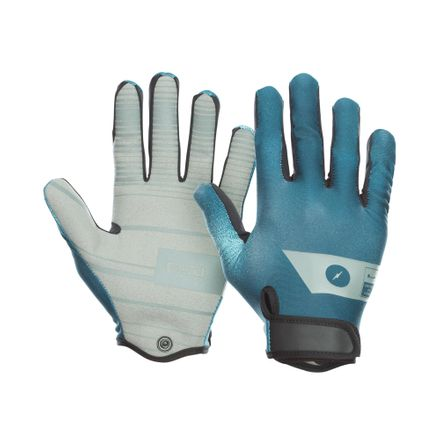 Amara Gloves Full Finger teal Handschuhe ION 2020