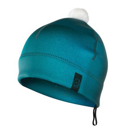 Neo Bommel Beanie dark Blue Neopren Mütze ION 2020