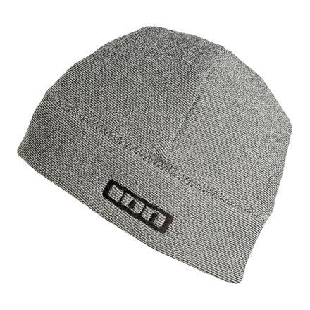 Wooly Beanie grey melange Neopren Mütze ION 2020