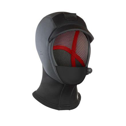Neo Hood 3/2 black Neopren Hauben ION 2020