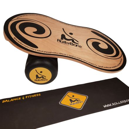 RollerBone 1.0 Pro Set + Carpet Balance Trainer