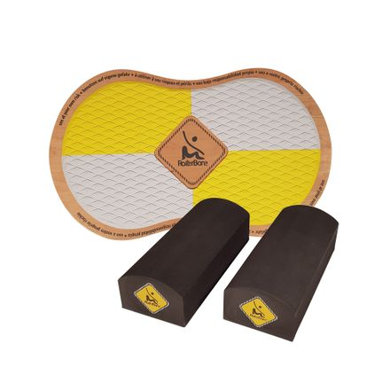 RollerBone EVA Bricks Set Balance Trainer