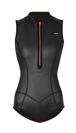 Seventysix Body Vest Flatl 2/1 Women C1 black Neoprenanzug RRD 2020