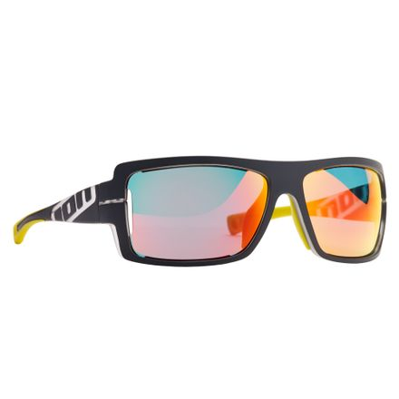 Ray_Zeiss Set_Surfing Elements jet-black/clear/yellow Sportbrille ION