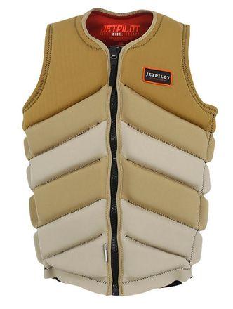 Tony Iacconi X1 CE Impact Neo Vest Sand Men Neopren Weste Auftriebshilfe Jetpilot 2020