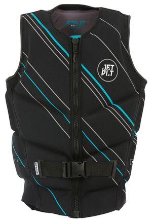 Freeride ISO 50N Neo Vest Black Men Neopren Weste Auftriebshilfe Jetpilot 2020