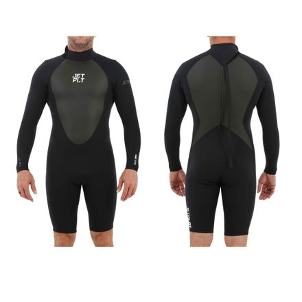 Flight L/S 2mm Springsuit Black Neoprenanzug Jetpilot 2020