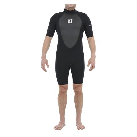 Flight S/S 2mm Springsuit Navy Neoprenanzug Jetpilot 2020