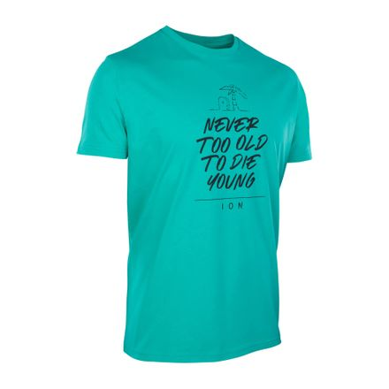 Tee SS Never Too Old pistacchio T-Shirt ION 2020