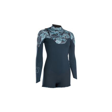 Muse Shorty LS 2.0 NZ DL dark Blue Damen Neoprenanzug ION 2019