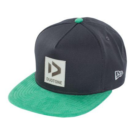 New Era Cap 9Fifty A-Frame - Patch youth grey/green Schildmütze Duotone 2020