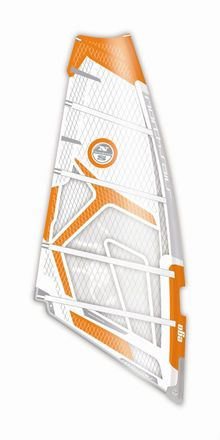 Ego white orange Windsurf Segel North Sails