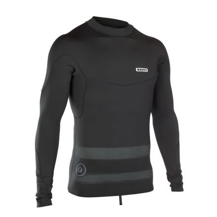Thermo Top Men LS black ION 2019