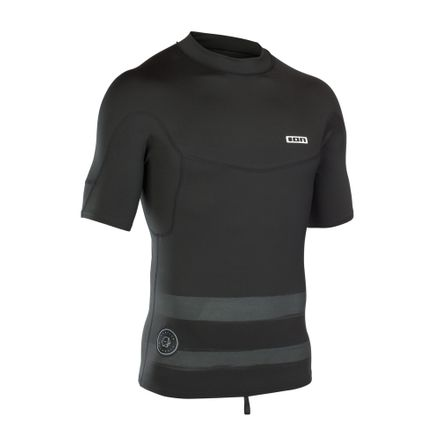 Thermo Top Men SS black ION 2019