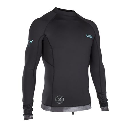 Rashguard Men LS black ION 2019