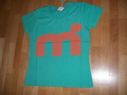 Mistral T-Shirt green-orange
