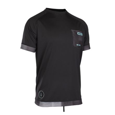 Wetshirt Men SS black ION 2019