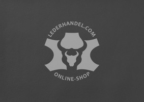 Nappaleder anthrazit - Verona Asphalt (1,0 - 1,2 mm)