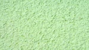 Baumwollputz grün lemon - Struktur mittel - Wolcolor®