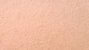 Baumwollputz rot pomprot - Struktur mittel - Wolcolor®