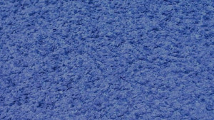 Baumwollputz blau marineblau - Struktur mittel - Wolcolor®