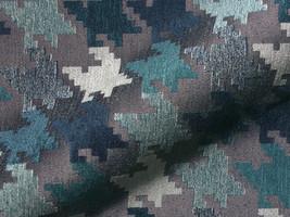 Möbelstoff Joop! Classic 809-152 Geometrie gemustert blau grau