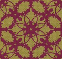 Möbelstoff KARWENDEL 365 Blumenmuster rot